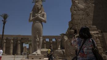 Egy régész megvizsgálta, miért mindig az orra hiányzik az egyiptomi szobroknak