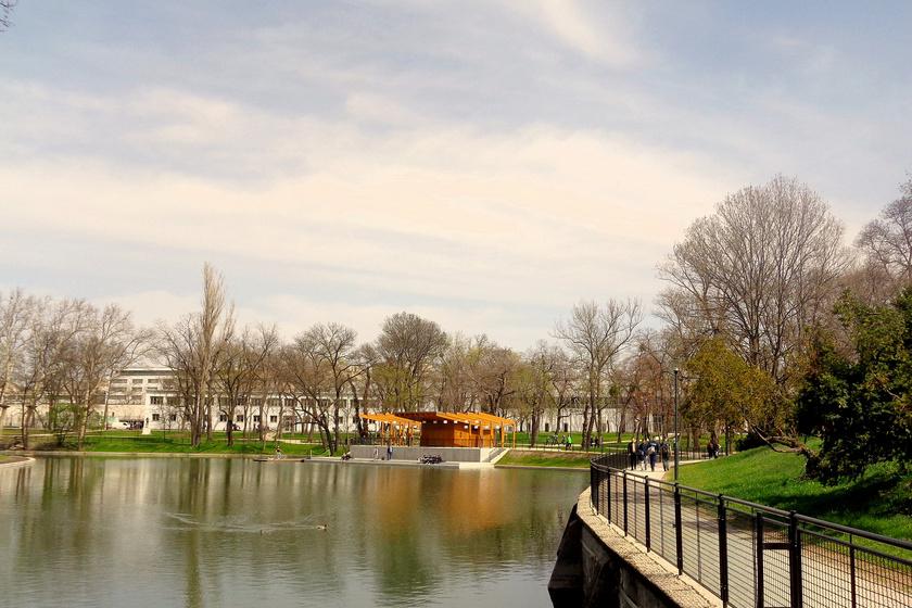 Az Orczy Park számos lehetőséget biztosít a testmozgásra, a futópályák és sétányok mellett egy hangulatos csónakázótó és a mellette levő kis büfé teszi színesebbé és vonzóbbá a környéket.