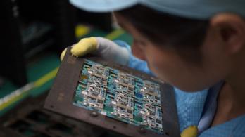 Kína helyett Indiában fogják gyártani az iPhone-okat