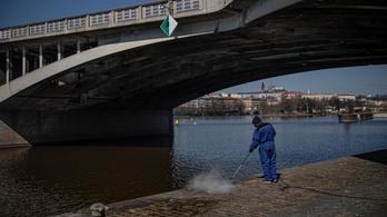 Csehországban 2,7 százalék a munkanélküliségi ráta