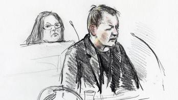 Beismerte a dán feltaláló, hogy megölte a svéd újságírónőt