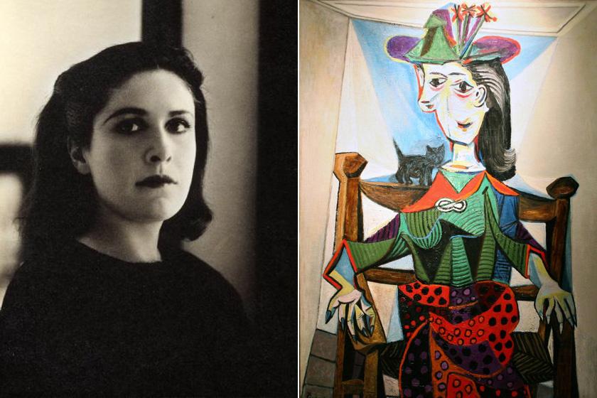 A francia fényképész és festő, Dora Maar (1907-1997) a szürrealizmus egyik ikonikus alkotója volt. Picassóval 1935 körül ismerkedtek meg, viharos kapcsolatuk során a festő többször is megörökítette múzsáját. A nőt nagyon megviselte körülbelül nyolc évig tartó viszonyuk, később depresszióval is küzdött.