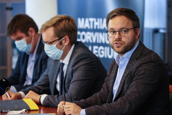 Orbán Balázs, a Mathias Corvinus Collegium (MCC) kuratóriumának elnöke