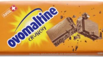 Műanyagdarabokat találtak a csokiban