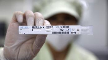 Naponta hétezren kérnek koronavírustesztet Magyarországon