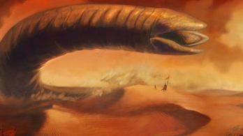 A homokférgek nyomában – Nehéz napok egy Dűne-szerű bolygón