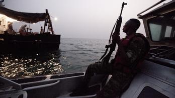 A járvány ellenére idén nőtt a kalózkodás az ázsiai vizeken