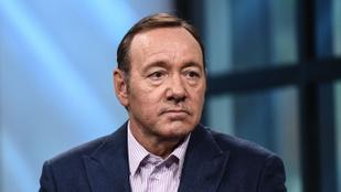 Kevin Spacey-t ismét szexuális zaklatással vádolják, ezúttal két férfi