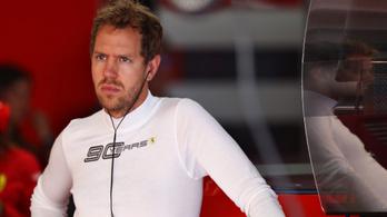 A Ferrari nem bánja, hogy elengedte Sebastian Vettelt