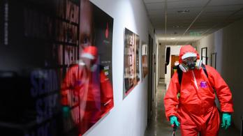 Két iskolában és több intézményben is felütötte fejét a vírus Székesfehérváron