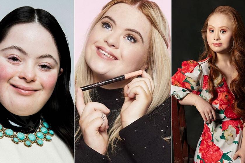 Ők a világ legsikeresebb Down-szindrómás modelljei: segítenek megváltoztatni a divatvilágot