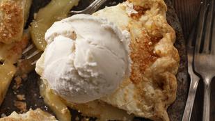 Imádni fogod: afrikai kókuszos-fűszeres pite