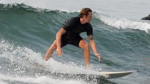 Joel Kinnaman készen áll, hogy szerepet kapjon egy szörfös filmben