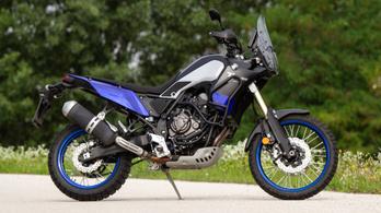 Teszt: Yamaha Ténéré 700 - 2020.