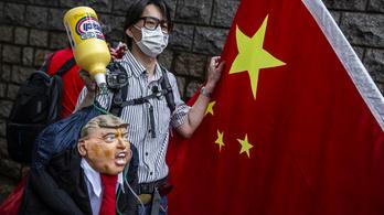 Több mint 1000 kínai diák tartózkodási engedélyét vonta vissza az USA