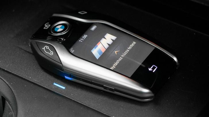Az olyan teteje-BMW-khez jár ez a dög, mint az X4 M.