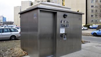 Ha én vécé volnék, rendelkezésre állnék