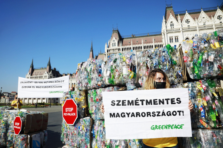 greenpeace.hu, fotó: Járdány Bence
