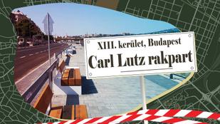 Ki az a Carl Lutz, akiről a pesti alsó rakpart egyik szakaszát elnevezték?