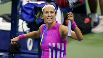 Azarenka–Oszaka-döntő lesz női egyesben a US Openen