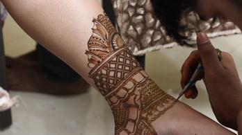 Penészgombás hennafestékek akadtak fenn az ellenőrzésen