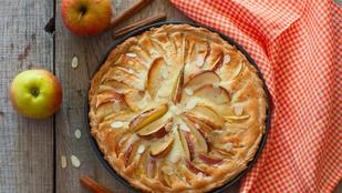 Ezt a német almás sütit kezdőként is simán bevállalhatod