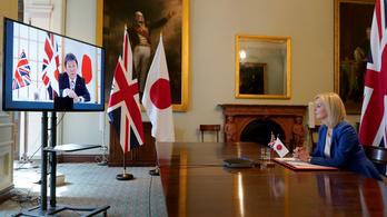 Létrejött a brit–japán szabadkereskedelmi megállapodás