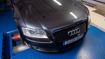 Mit tett 330 ezer kilométer a V8 TDI-vel?