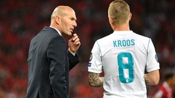 Komoly dilemma előtt Zidane, hogy rakja össze a Real Madridot