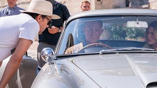 A 007-es majdnem eret vágott