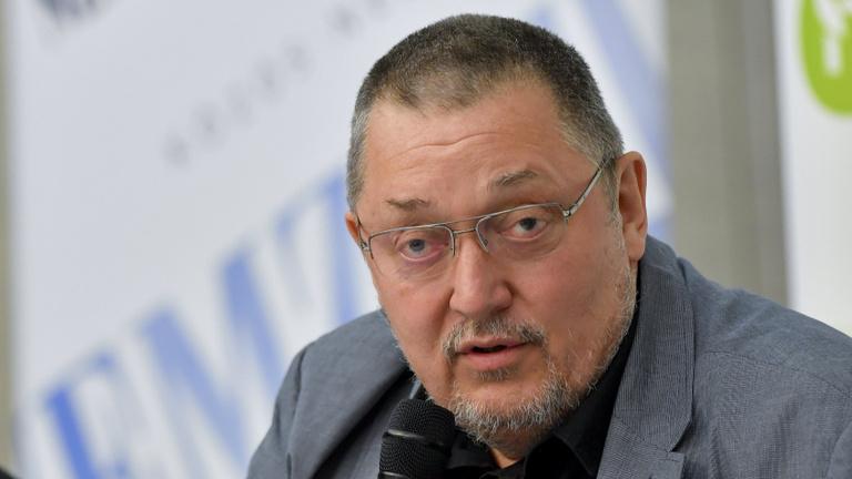 Vidnyánszky Attila az SZFE-ről: Olyan híreket kaptunk, hogy az Amnesty International segíti a tiltakozókat