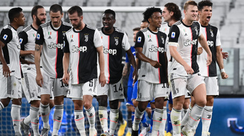 71 millió euróra nőtt a veszteség a Juventusnál