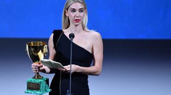A Mundruczó-film főszereplője kapta a legjobb színésznőnek járó díjat a Velencei Filmfesztiválon