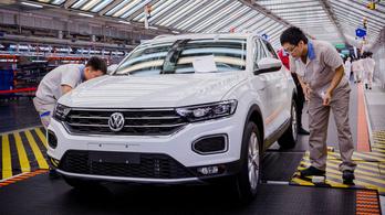 A kínai piac lett a német autóipar legfontosabb támasza