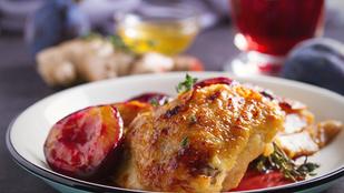 Nem csak édességekben finom – őszi kínai szilvás csirke