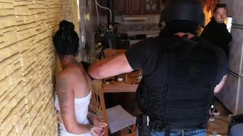 Emberkereskedelem és lányfuttatás miatt fogtak el egy mindszenti nőt és két férfit
