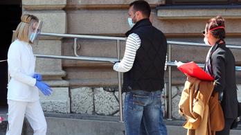 Egy beteg kétszer is elkapta a koronavírust Boszniában
