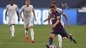 Messi marad a Barcelona csapatkapitánya