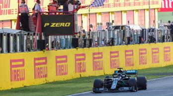 Hamilton nyerte a kétszer is megszakított első Toszkán Nagydíjat