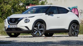 Teszt: Nissan Juke 1.0 DID-T DCT Tekna - 2020.