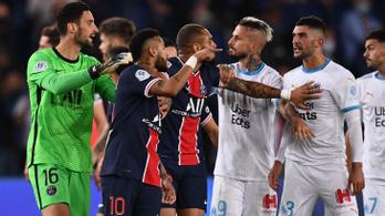 Második meccsét is elvesztette a PSG a francia bajnokságban
