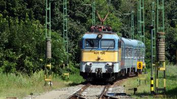 Jelentős késéssel járnak a vonatok több vonalon