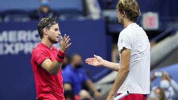 Dream Thiem – így értékelt a nemzetközi sajtó a US Open-döntő után