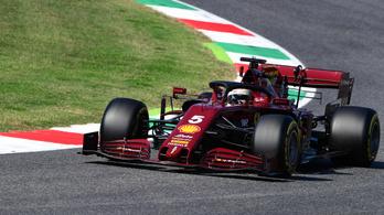 Kesereg az olasz sajtó: a Ferrari számára véget ért a buli