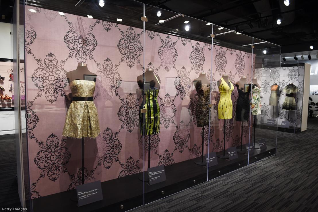 Beyond Black – The Style Of Amy Winehouse című kiállítás