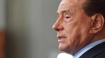 Berlusconi elhagyta a kórházat