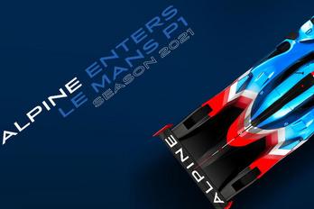 Az Alpine újra Le Mans győzelemre hajt?