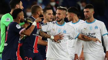 """Neymar volt a középpontban """"a szégyen mérkőzésén"""""""