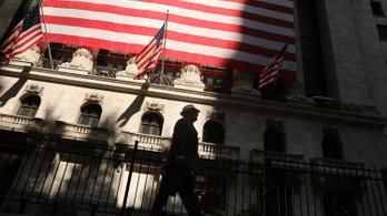 Történelmi mélyponton lehet az Egyesült Államok költségvetési hiánya év végére