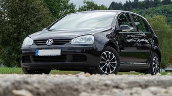 Használtteszt: Volkswagen Golf V 1,4 16V – 2005.